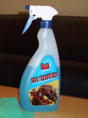 Ant Murder!