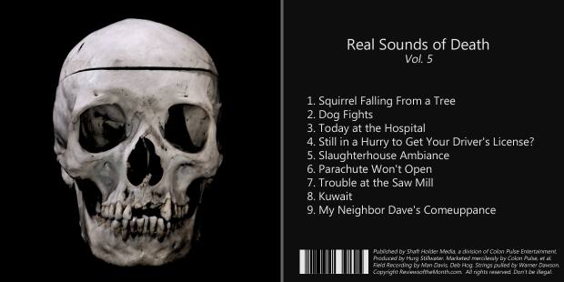 Real Sounds of Death
