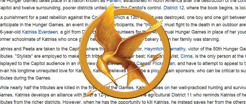 freedom analysis of hunger games plot Complete summary of suzanne collins' the hunger games enotes plot summaries cover all the significant action of the hunger games.