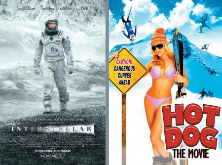 Gritty Ski Movie