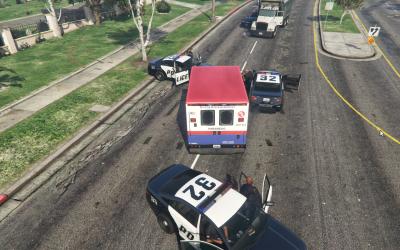Cops Out