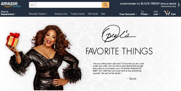 Oprah Amazon 2