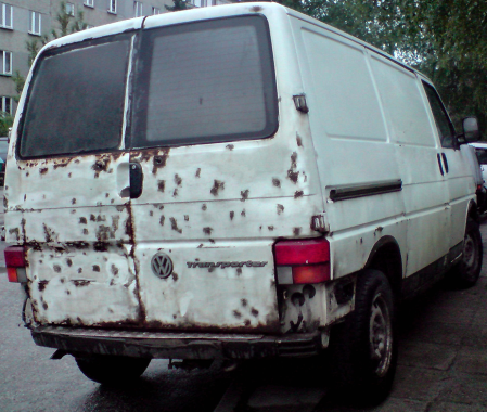 Trafficker Van small