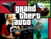 Grand Theft Auto Manatee Challenge