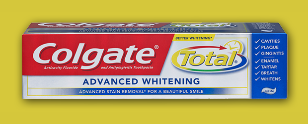 Colgate Total Advance Whitening
