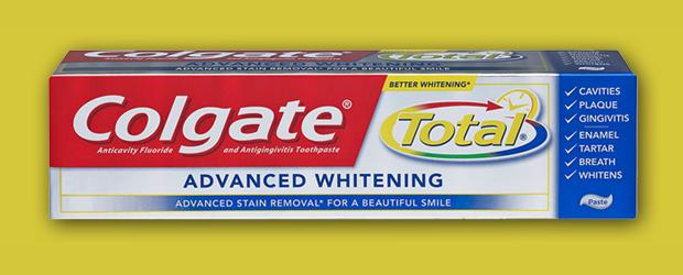 Colgate Total Advance Whitening