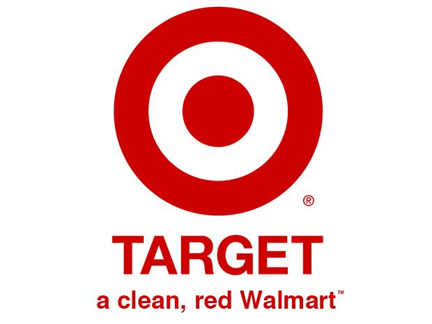 Target slogan