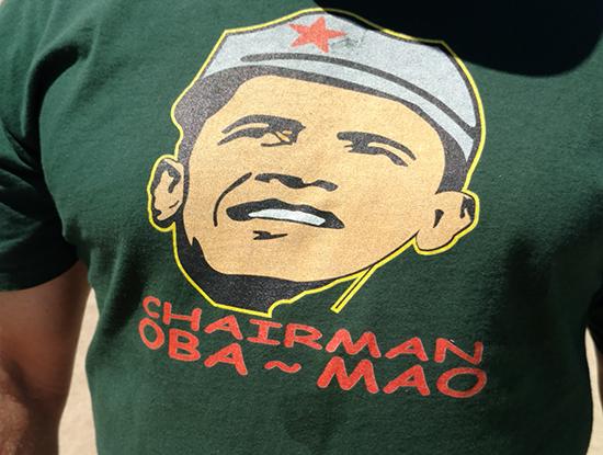 Chairman Obamao