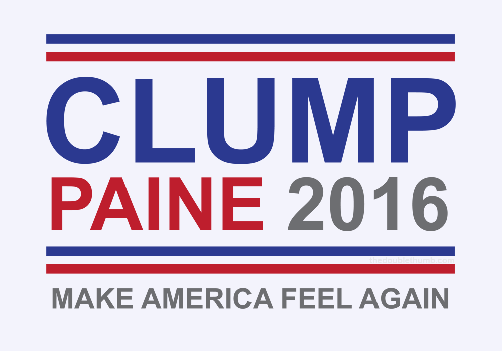 Clump Paine 2016